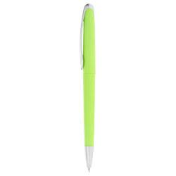 Penna a sfera con meccanismo a torsione. Plastica ABC.