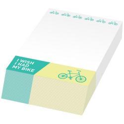 Block notes bianco formato A5 Jumbo Wedge-Mate®. Inclu...