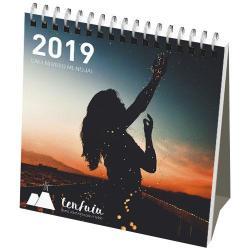 Calendario rilegato con spirale e copertina morbida con...